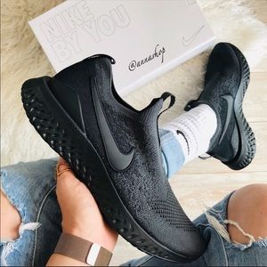 NWT Nike ID Custom Epic React Flyknit